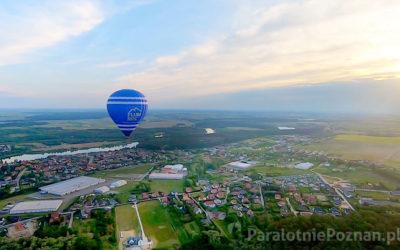 Spotkanie z balonami :-O