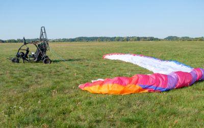 Nowy sprzęt latający :)